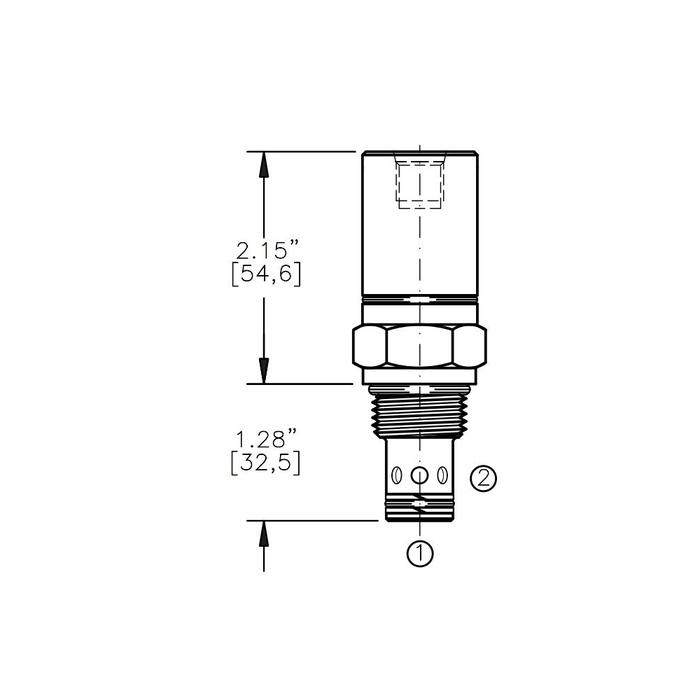 Bucher AODV-10-O1 Air Operated Directional Control Valve