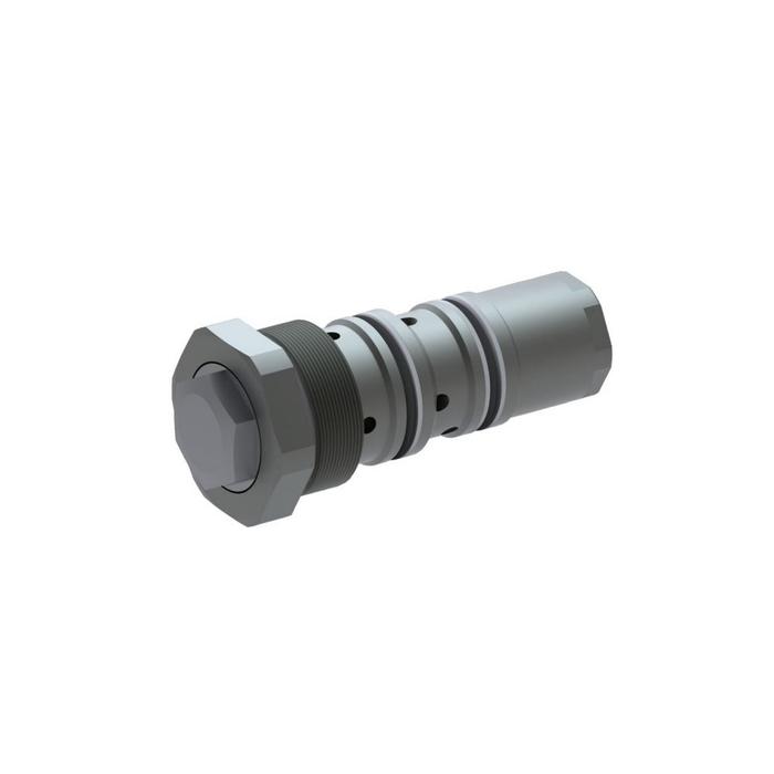 Bucher BBV-6-C Leak-Free Load-Control Cartridge Valve, Size 6
