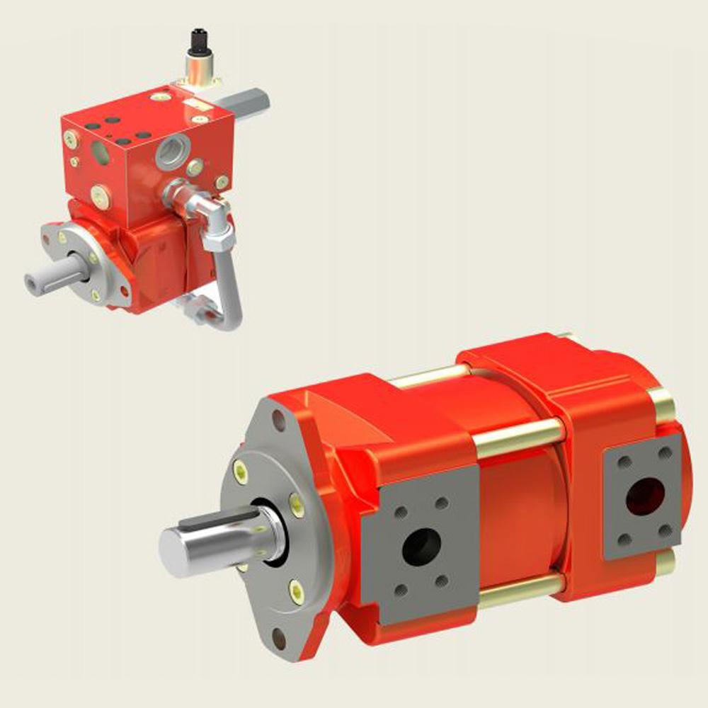 Bucher QXM2 Gear Pump