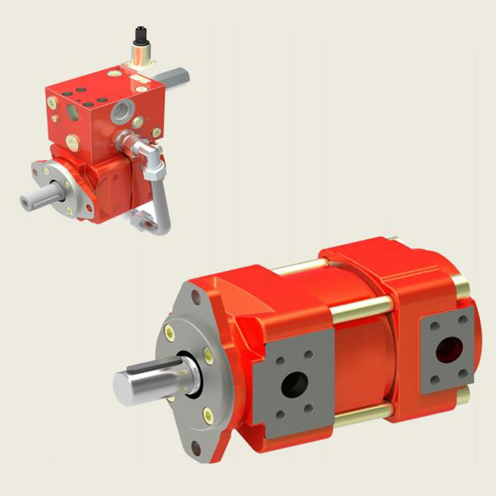 Bucher QXM5 Gear Pump