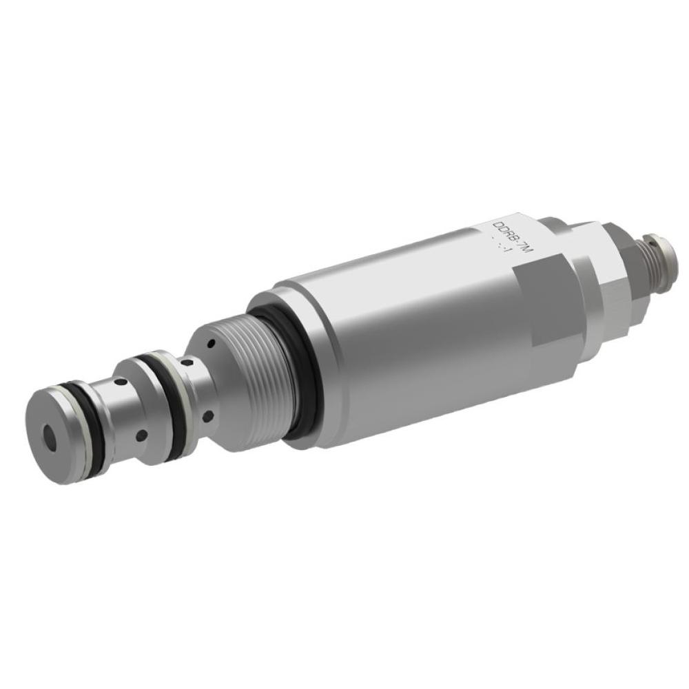 Bucher DDRB-7M-4 3-Way Pressure-Reducing Cartridge, Size 2…4