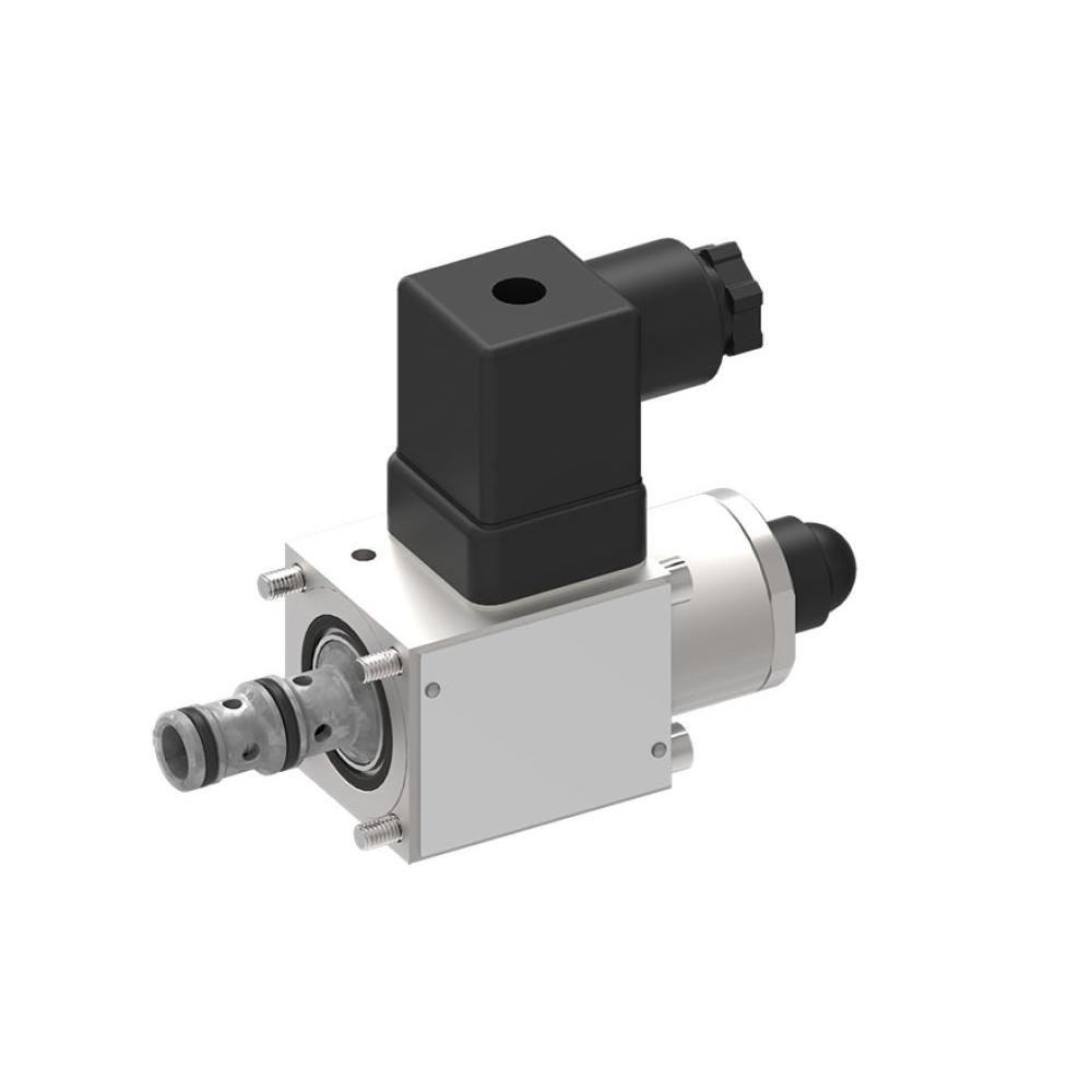 Bucher DDRRZ-7011 Proportional 3-Way Pressure-Reducing Cartridge, Size 2…5
