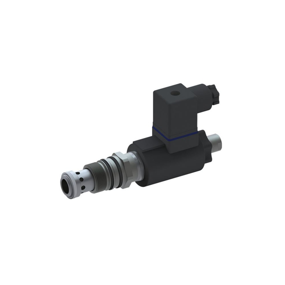 Bucher DVPSA-3D Inverse Proportional  Pressure Relief Cartridge Valve