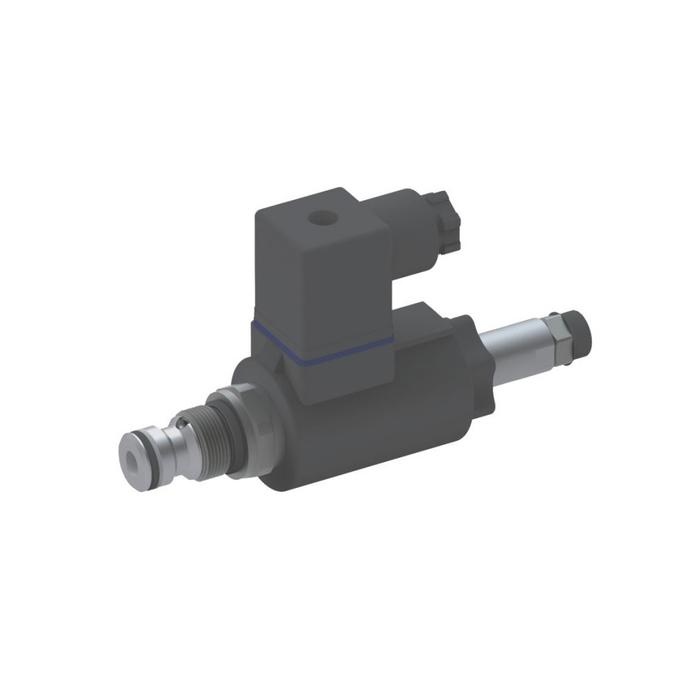 Bucher DVSA-1LG Proportional Pressure Relief Cartridge Valve, Size 1