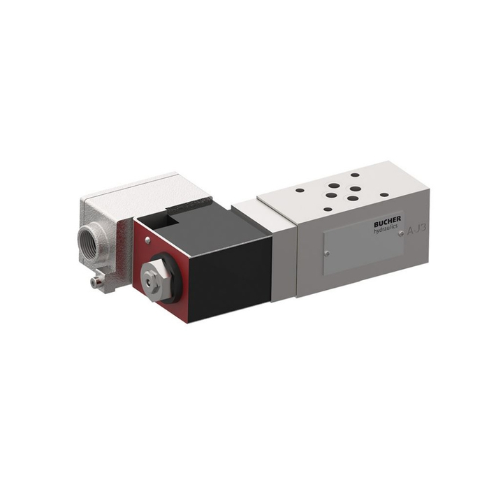 Bucher EEx-SWESB-AT 2/2 Solenoid Operated Seat Valve
