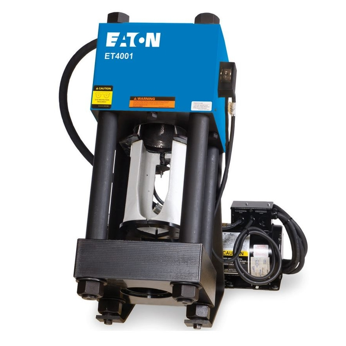 Eaton ET4001 Medium Output Positive Stop Hose Crimp Machine