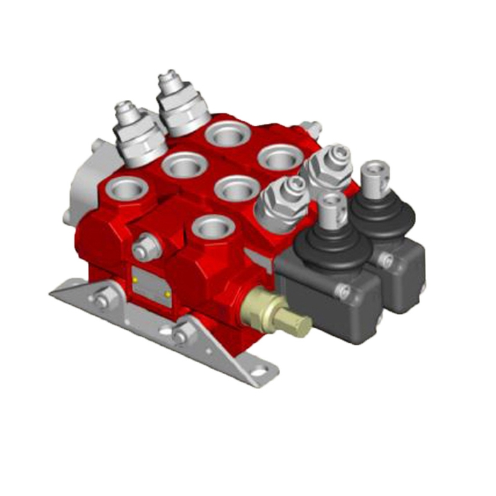 Bucher HDM15/2 Monoblock and Sectional Directional Control Valve