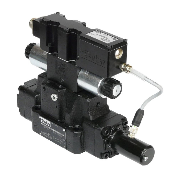 Parker Hydraulics D*1FC Series Proportional Directional Control Valves