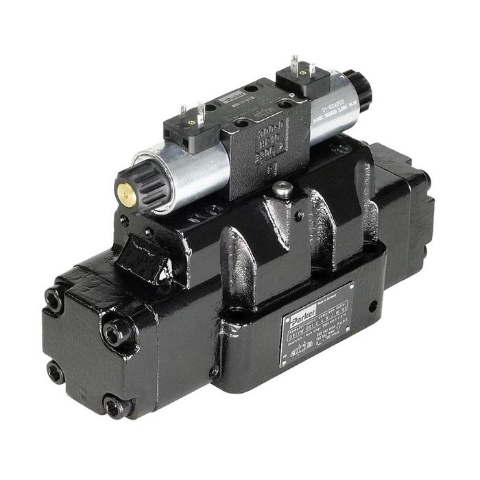 Parker Hydraulics D31 Series Directional Control Valve