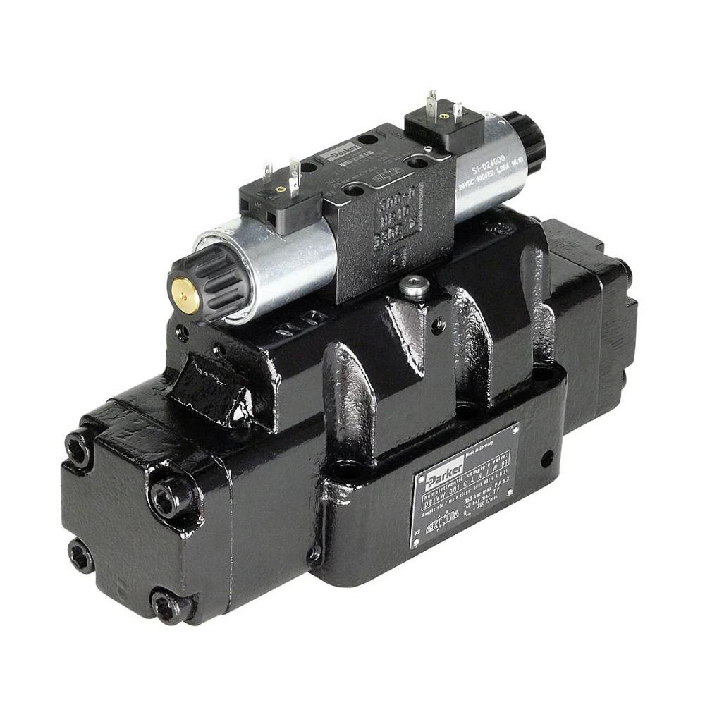Parker Hydraulics D41VW Series Directional Control Valve
