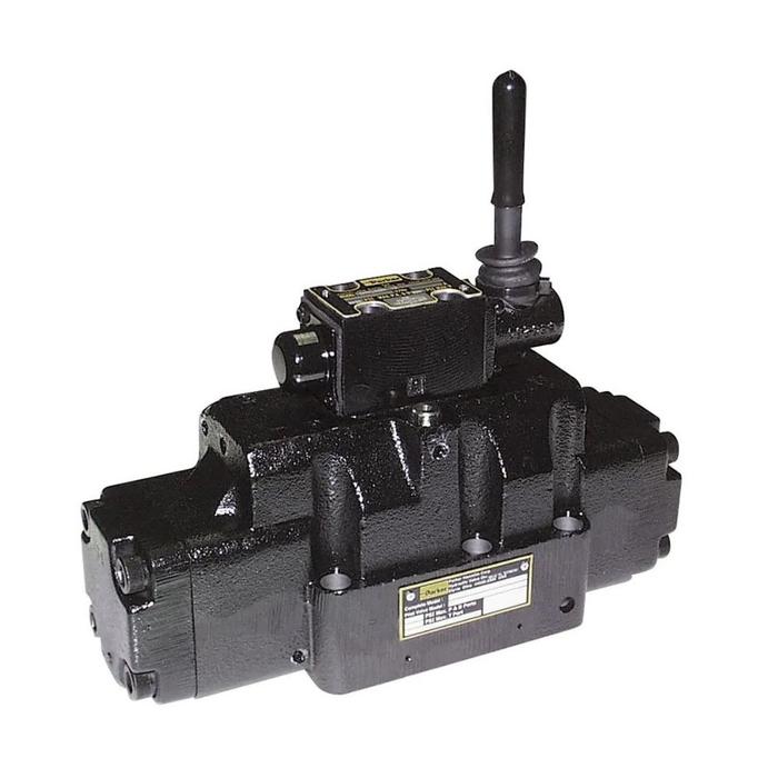 Parker Hydraulics D81LV Series Directional Control Valve