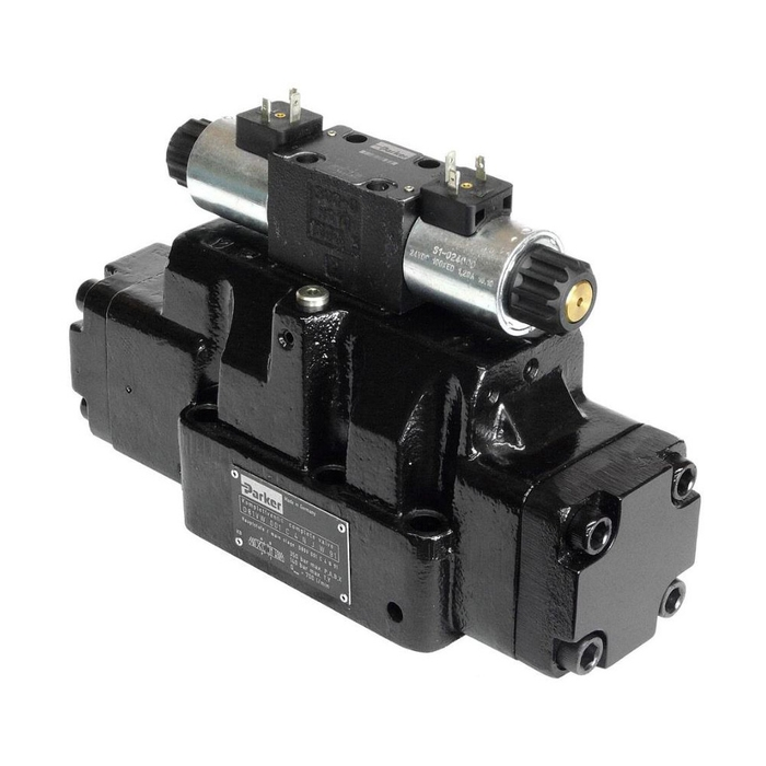 Parker Hydraulics D81VW Series Directional Control Valve