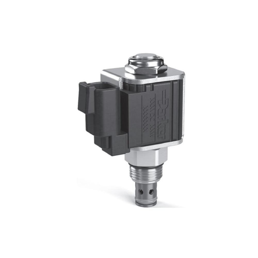 Parker Hydraulics DSH081 Poppet Type Solenoid Valve