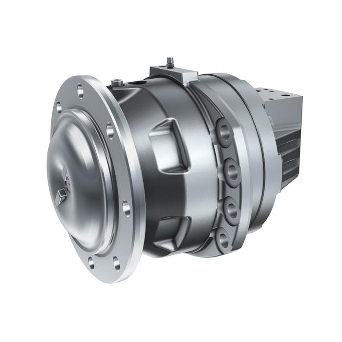 Poclain MHP11 Series Motors