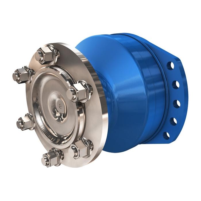 Poclain MS/MSE08 Series Multipurpose Motors