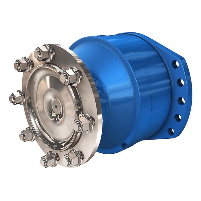 Poclain MS25 Series Multipurpose Motors
