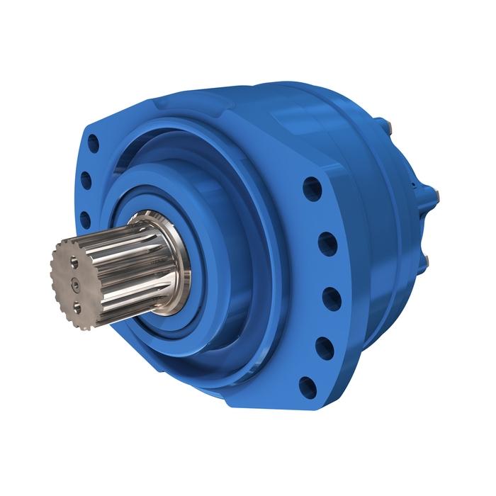 Poclain MSE03 Series Multipurpose Motors
